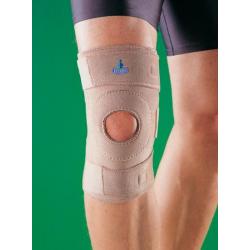 Stabilizator kolana z silikonowym wzmocnieniem rzepki Oppo 1024