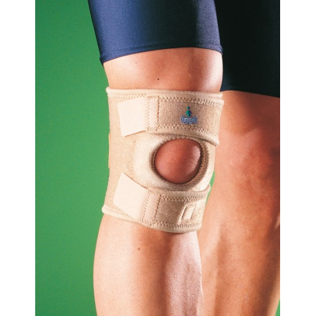 Krótki stabilizator kolana odciążający rzepkę Oppo 1124